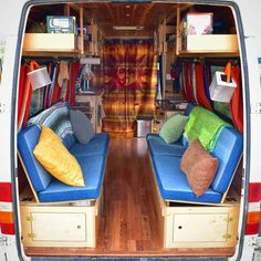 Really Awesome Camper Vans You Will Want To Live In