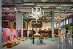 Mobiele wanden en tafels door #Thereca #Interieurbouw