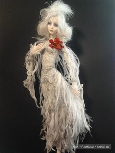 Загадочная красота авторских кукол Миланы Шупа-Дубровой / Авторская кукла известных дизайнеров / Бэйбики. Куклы фото. Одежда для кукол