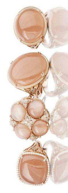 "#Tacori ""Moon Rosé"" collection ♥✤ | KeepSmiling | BeStayClassy"