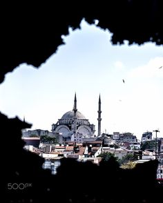 Mosque by Ömer Ateş Kızıltuğ - Photo 169868807 - 500px. #sky #city #street…