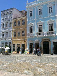 Salvador, Mansions, House Styles, Home Decor, Bahia, Savior, Decoration Home, Manor Houses, Room Decor