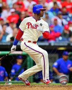 Philadelphia Phillies - Domonic Brown Photo
