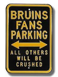 boston bruins... Can you tells I am hurt?