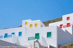 Les maisons de vacances à Chora