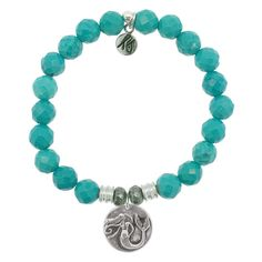 Turquoise with Mermaid