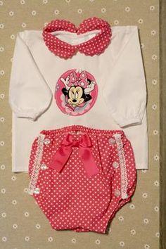 Conjunto Minnie:)