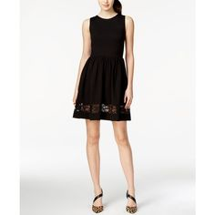 9d1be26ce5 19 Best Black fit and flare dress images