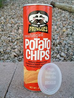 The one and only Pringles variety from 1970. Excellent--and they still are!