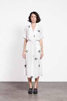 Mischa Dress-Creatures of Comfort at One of a Few