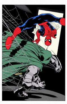 Spider-Man Vs. Dr. Doom by Ed McGuiness and Dexter Vines