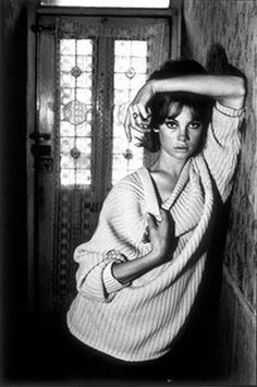 Jean Shrimpton by the coveted, via Flickr