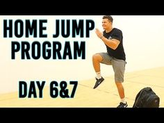 3 Exercises To Help You Jump Higher Volleyball Skills, Volleyball Training, Volleyball Workouts, Volleyball Videos, Beach Volleyball, Basketball Practice Plans, Basketball Plays, Basketball Drills, Jump Higher Workout