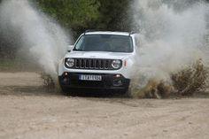 Jeep Renegade Longitude 2.0 Mjtd 6MT 4WD by drive.gr