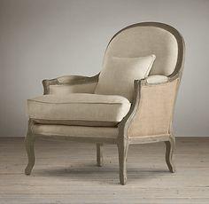 Vintage French Chairs | Restoration Hardware