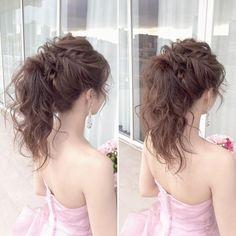 Hairstyles For Long Hair – HerHairdos Funky Hairstyles, Party Hairstyles, Bride Hairstyles, Bridal Hairdo, Hairdo Wedding, Wedding Party Hair, Wedding Hair And Makeup, Professional Hairstyles For Women, Mother Of The Bride Hair