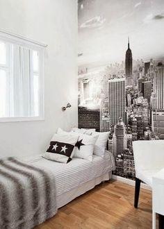 stickers trompe l'oeil pour la chambre à coucher,luigi Luigi décoration murale, sol en parquette