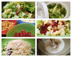 Salad Social at Tidy Mom