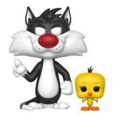 #LooneyTunes #Sylvester with #Tweety Pop! Vinyl Figure