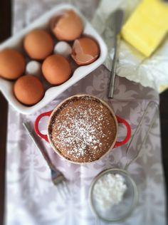 Nutella Flourless Cake