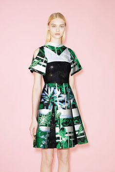 Resort 2014 Runway Report - Resort Fashion Trends 2014 - Harper's BAZAAR
