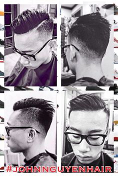 Men's hair 2014. #johnnguyenhair