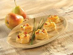 Pepperidge Farm® Puff Pastry - Recipe Detail - Bacon & Cheese Cups