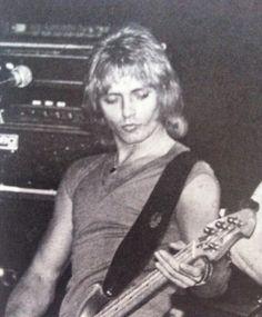 Gorgeous Benjamin Orr 1978