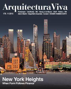 ARQUITECTURA VIVA. ºNnº 179.11/2015. SUMARIO: http://www.arquitecturaviva.com/es/Shop/Issue/Details/412
