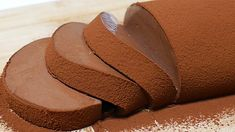 10 Quick and Easy Chocolate Dessert Recipes - Delicious Recipes for Desserts Ideas Easy Chocolate Desserts, Chocolate Mousse Cake, How To Make Chocolate, Healthy Meals For Two, Good Healthy Recipes, Delicious Recipes, Cooking For Two, Unsweetened Cocoa, Clean Eating Snacks