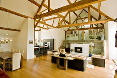 Beautiful Houses: Brotherton Barn in England | Abduzeedo Design Inspiration & Tutorials