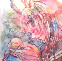 #illustration #watercolor #sleep #original #art