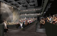 Wyly theater stage - Google Search