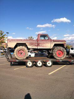 Mud truck!