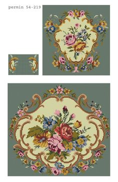 Cross Stitch Art, Cross Stitch Flowers, Cross Stitch Designs, Cross Stitch Patterns, Victorian Cross Stitch, Vintage Cross Stitches, Embroidery Art, Cross Stitch Embroidery, Embroidery Patterns
