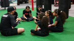 Learning self defense increases your self confidence.