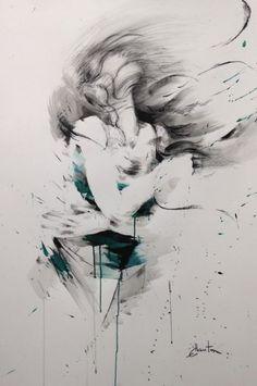 20 trendy black art painting abstract oil on canvas Black Art Painting, Painting Abstract, Art Background, Portrait Art, Love Art, Art Museum, Amazing Art, Watercolor Art, Fantasy Art
