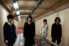 I am seriously more than obsessively in love with this band. . .it just doesn't get any better than the Radwimps!