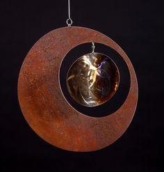 Wind catcher, art, design, 24 inch