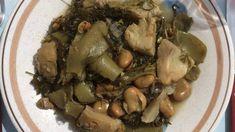 Αγκινάρες με χλωροκούκια και αρακά… αγκιναροκούκια http://www.donna.gr/17212/agkinares-me-chlorokoukia-kai-araka-agkinarokoukia/  Ένα πολύ ωραίο και ελαφρύ φαγητό, είναι οι αγκινάρες με αρακά και φρέσκα κουκιά, που στο χωριό μου το έλεγαν αγκιναροκούκια, το συμπλήρωμα είναι ότι τους βάζω αλευρολ