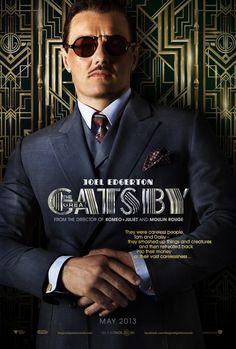 "Joel Edgerton as ""Tom Buchanan"" #TheGreatGatsby http://hollywoodjunket.com/the-great-gatsby-character-poster-gallery-12-18-12"
