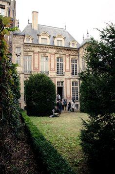 Manor Home now Hôtel del Chalon-Luxembourg, Paris