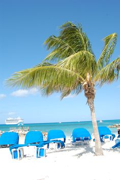Princess Cays - Princess Cruiseline's private island in the Bahamas