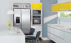 Tok&Stok Cozinha A torre de eletros é fundamental para quem quer ter equipamentos organizados e sempre à mão.