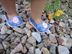 More Duct Tape Shoes Ideas - Free Sewing Pattern for American Girl Dolls