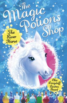 #andrewfarley #kidscornerillustration #illustration #digital #character #themagicpotionsshop  #bookcover #horse