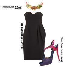 I Love Fashion.  Sizin için harika yazılar & kombinler hazırladık.  takiclub.com