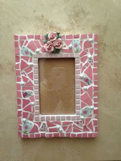 Mosaic Mirror Mosaic, Mosaic Diy, Mosaic Crafts, Mosaic Projects, Mosaic Glass, Mosaic Tiles, Projects To Try, Mirror Art, Stained Glass