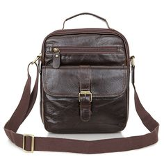 Cheap men crossbody, Buy Quality bag vintage directly from China men crossbody bag Suppliers: Top layer of leather Men Bag Casual Business Leather Mens Messenger Bag Vintage Men's Crossbody Bag bolsas male should bags Mens Small Shoulder Bags, Leather Shoulder Bag, Shoulder Strap, Small Man Bags, Mens Crossbody Bag, Satchel, Messenger Bag Men, Cow Leather, Vintage Leather