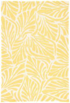 Bay Isle Home Artemi Yellow/Cloud Cream Indoor/Outdoor Area Rug Rug Size: Tropical Style Decor, Golden Bamboo, Yellow Cloud, Cream Bedding, Rug Studio, Jaipur Rugs, Coastal Rugs, Apt Ideas, Rugs Usa
